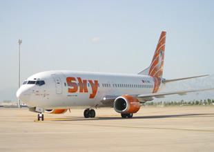 SKY Havayolları'nın iki uçağı filodan çıktı