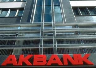 Akbank'ın kârı 1.1 milyar lirayı aştı