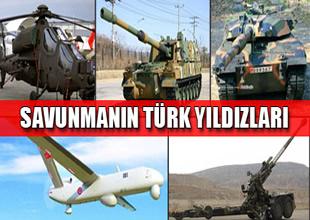 Türkiye, savunma sanayiinde gelişiyor