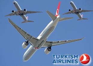Türk Hava Yolları yolcu sayısını artırdı