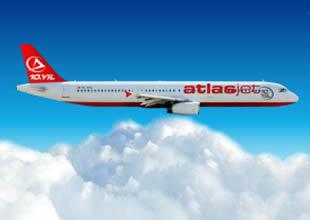 Atlasjet, Ankara seferlerine başlayacak