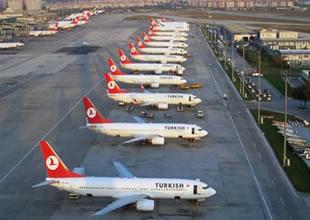 Türk Hava Yolları 29 milyonu uçurdu!