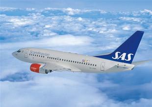 SAS uçağında 3 saniyelik panik yaşandı