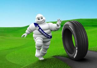 Michelin ıslak zeminde güvenliği anlatacak