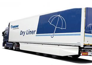 Krone'den sağlam çözüm: Dry Liner