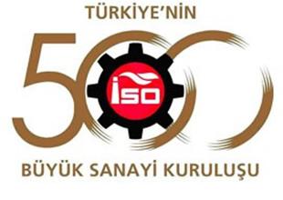 Türkiye'nin en büyük 500 sanayi kuruluşu