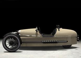 Üç tekerlekli otomobilde Autodesk imzası