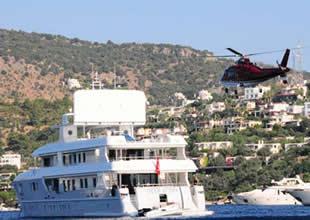 İlhan Karadeniz'in 35 milyon euroluk yatı