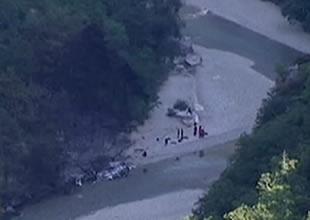 Helikopter düştü: 5 kişi hayatını kaybetti