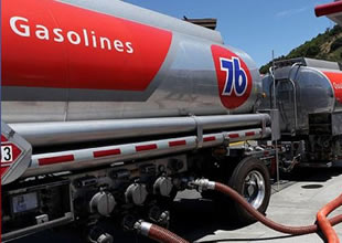 Habur'dan petrol tankerleri dolu girdi!