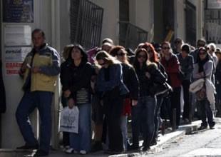 İspanya'da 1,7 milyon aile işsiz
