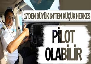 THK Üniversitesi pilot adaylarını uçuruyor
