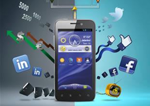 Turkcell'den sosyal telefon: MaxiPRO5