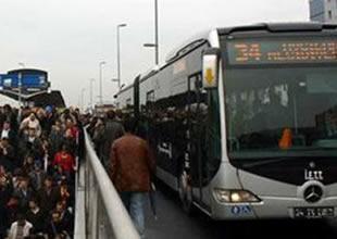 Mecidiyeköy metrobüs geçidi  kapanacak