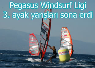 Pegasus Windsurf Ligi sona erdi