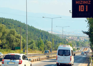 Sürücüler 100 lira cezanın 15 lirasını ödedi