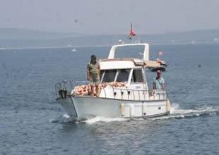 Balıkçılar başkanlarını trol teknesiyle arıyor