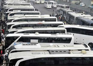 17 gün kala otobüs biletleri tükendi