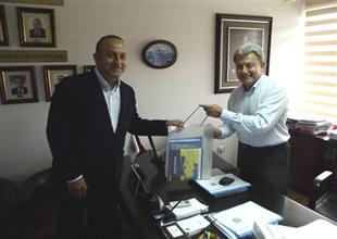 Çavuşoğlu'ndan DTO Antalya'ya destek