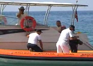 Antalya'da gezi teknelerine sıkı denetim