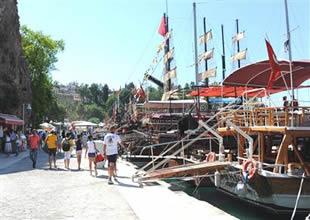 Kaleiçi Yat Limanı projesinde sona doğru