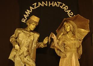Ramazan coşkusu Şehir Hatları vapurunda