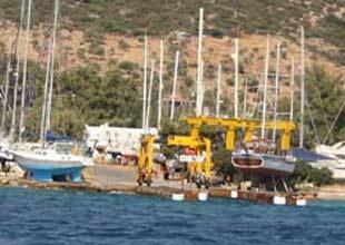 Örenliler nihayet yat limanına kavuşacak