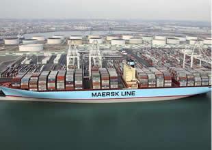 Maersk 3 yılda 90 milyon dolar kurtardı