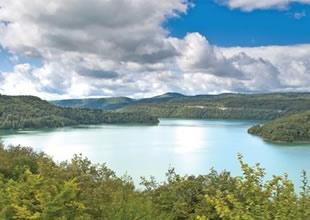 Yapay göl kenarına ev izni çıkıyor