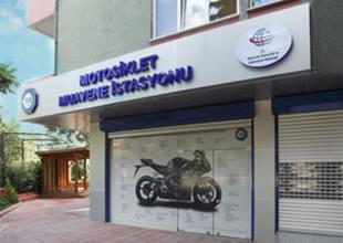 TÜVTURK 2 motosiklet istasyonunu açtı