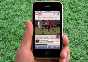 YouTube artık iPhone'larda olmayacak