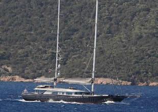 Ebru Gündeş'in 7 milyon euroluk teknesi