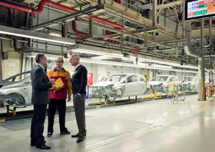 DHL Supply Chain, geleceğe hazırlanıyor
