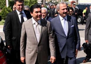 Türkiye'den Türkmenistan'a Liman desteği