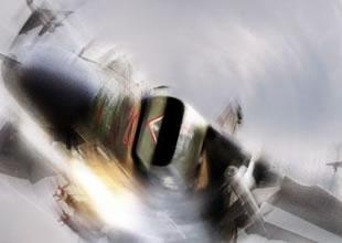Suriye ordusuna bağlı savaş uçağı düştü