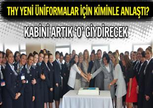 Türk Hava Yolları Dilek  Hanif ile anlaştı