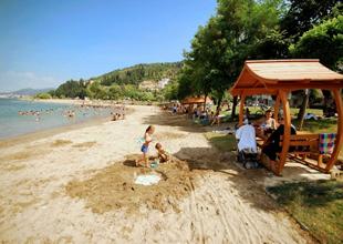 Kocaeli'de sadece kadınlara özel plaj