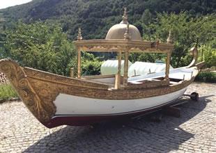 Sultan kayıkları Bartın ve Cide'de yapılıyor