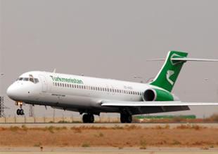 Türkmen Havayolları yeni hedef belirledi