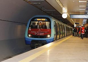 Tarihin en büyük metrosu açılıyor!