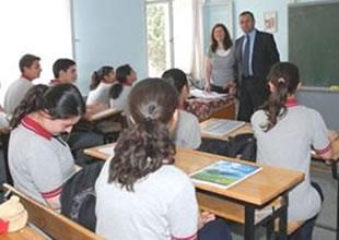 Ortaöğretim okullarında kaç kişi ders gördü?