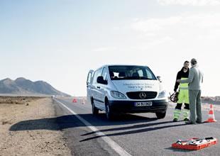 Mercedes-Benz Bayram yol hizmeti