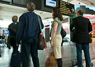 Havaalanlarında bulaşıcı hastalığa dikkat