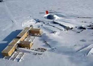 Kuzey Kutbu'nda sondaj çalışmaları