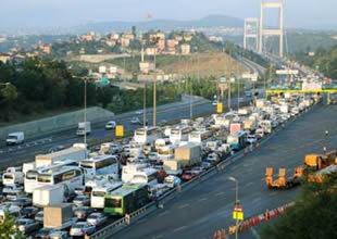 FSM Köprüsü'ndeki onarım sona erdi