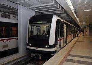 İzmir Metrosunun hedefi 60 milyon yolcu