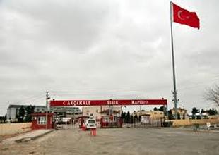 Tellabyat Sınır Kapısı yeniden açıldı