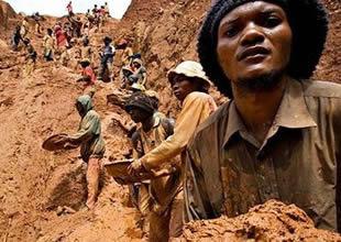 Altın madeni şirketlerine büyük dava