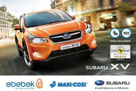 Subaru'den 500 TL'lik hediye avantajı