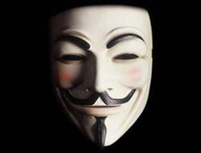 Anonymous, İngiltereye saldırdı